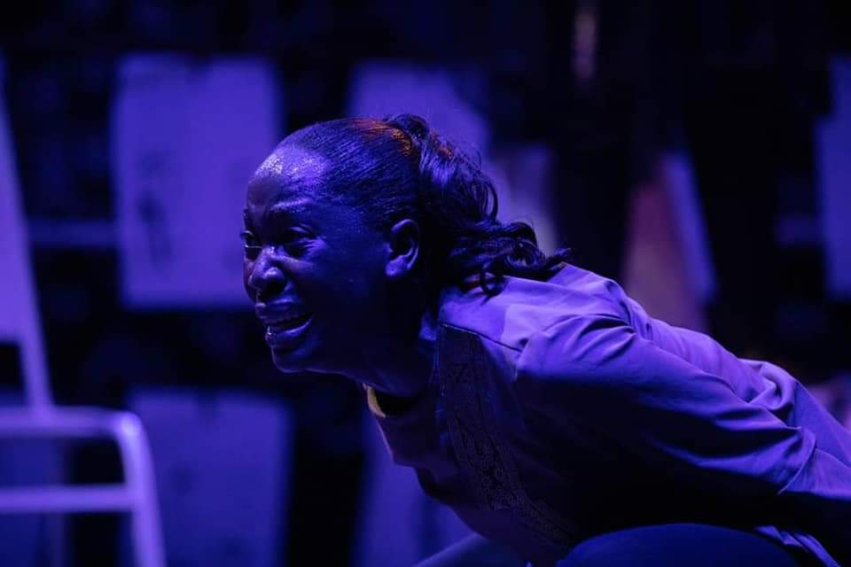 Ugandan actress Rehema Nanfuka
