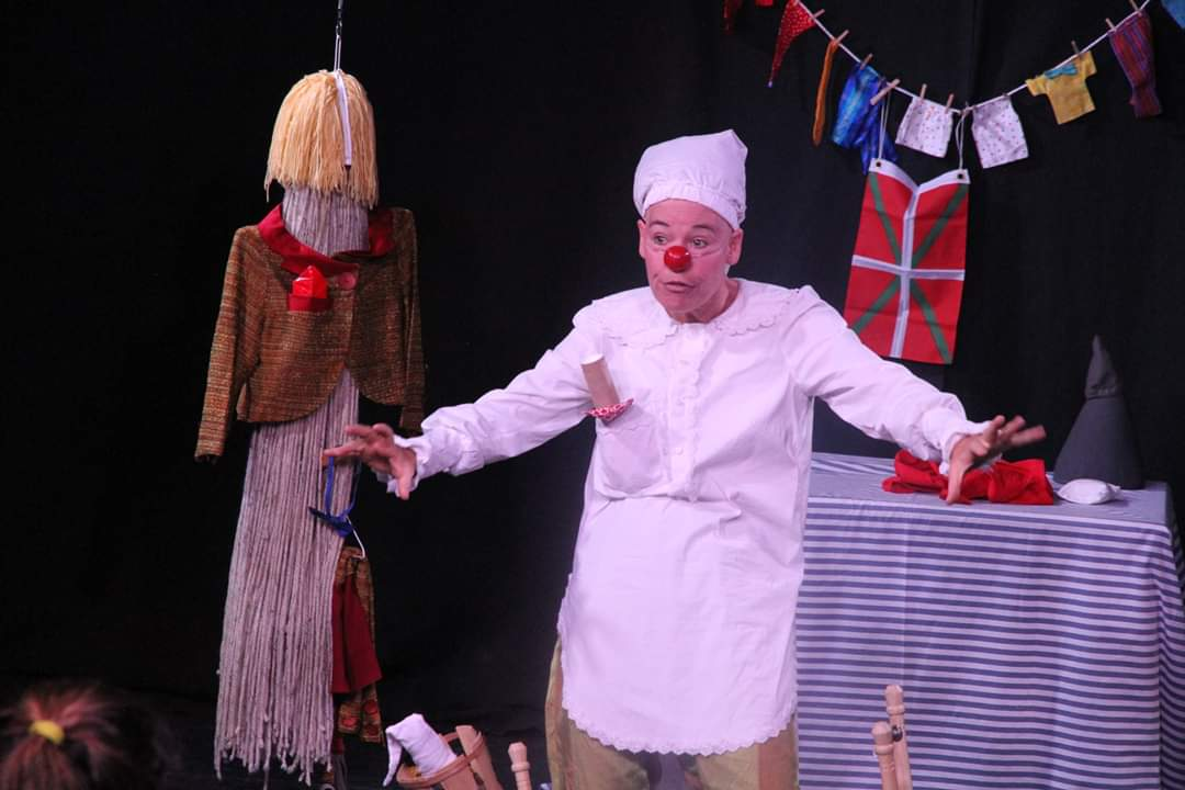 One of the Performances at the Festival