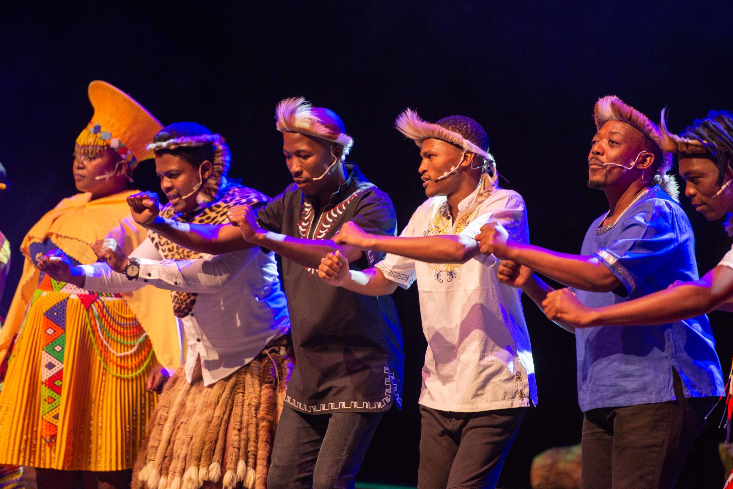 Afrikan Heritage Ensemble in Battle of Isandlwana