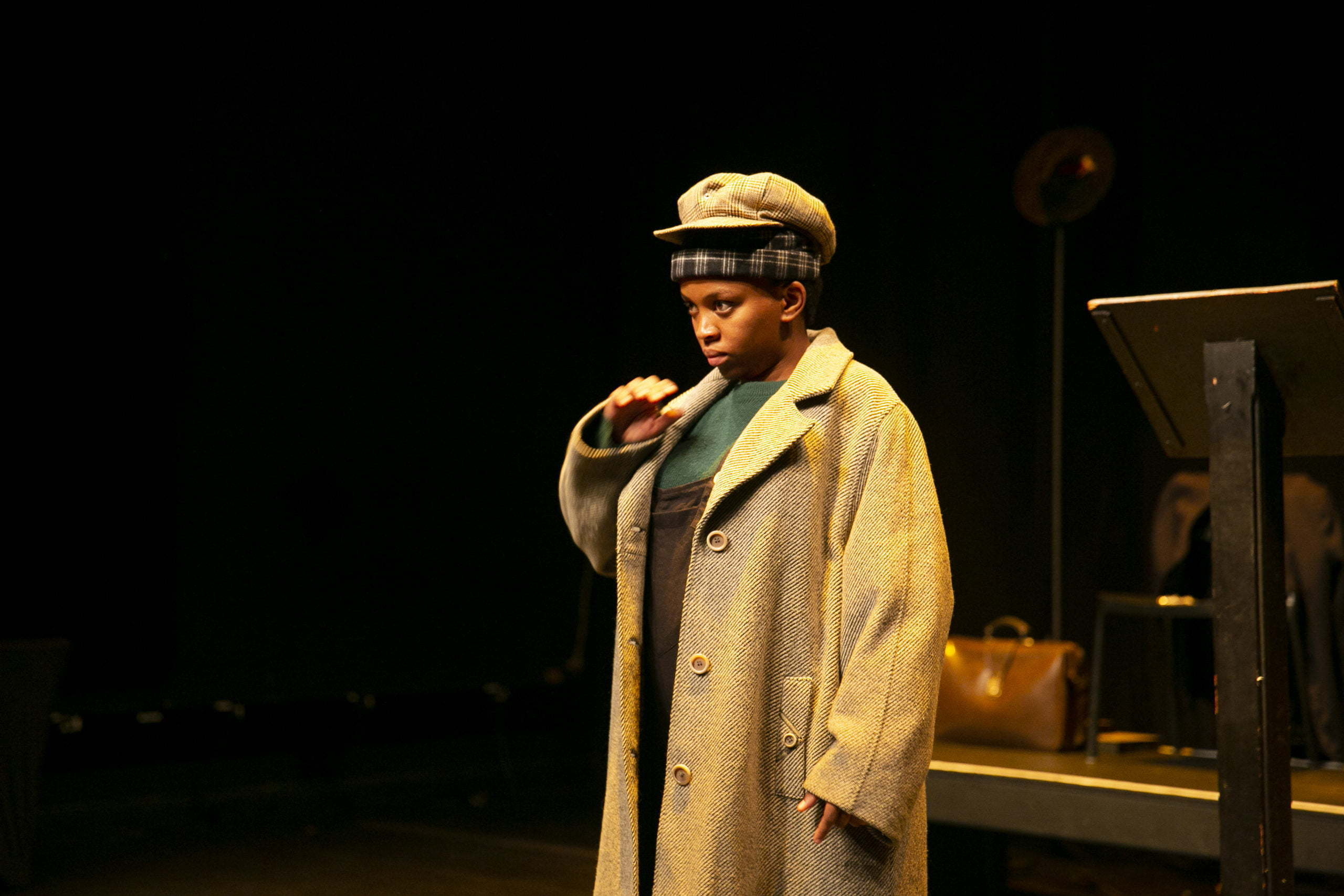 Daddies of Sugar by J. Bobs Tshabalala at Ramolao Makhene Theatre (Market Theatre)