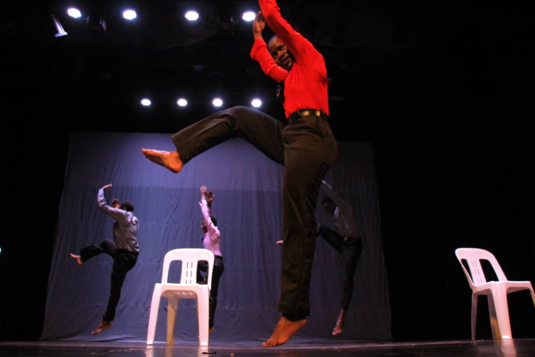 Dance Theatre Uganda's The Chains at the Uganda National