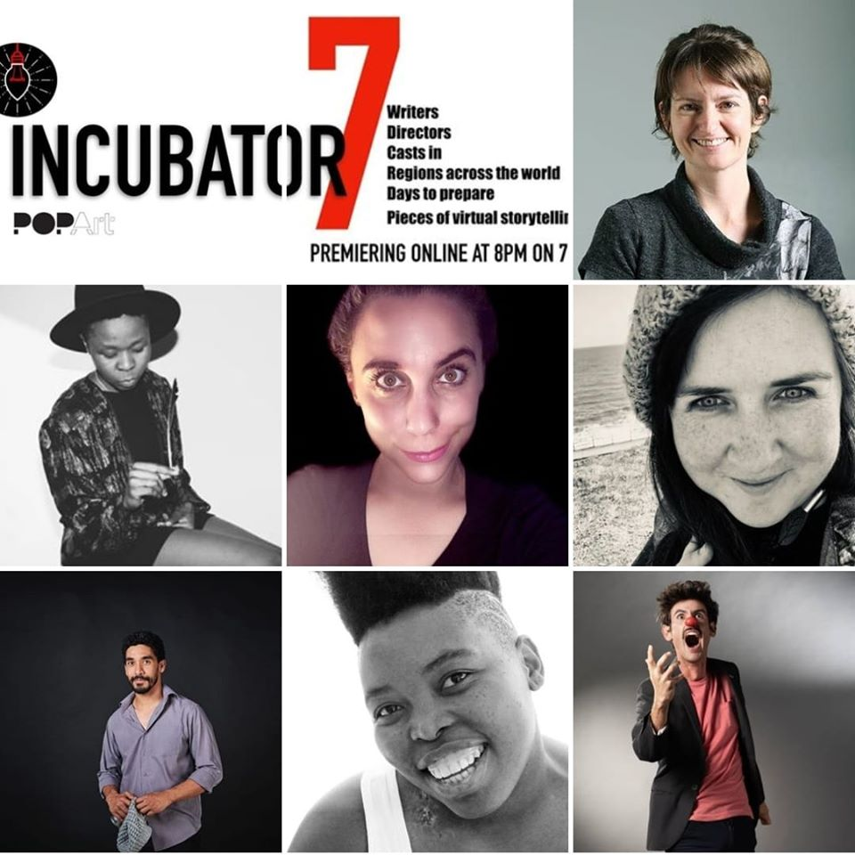 POPArt's Incubator 7 Directors